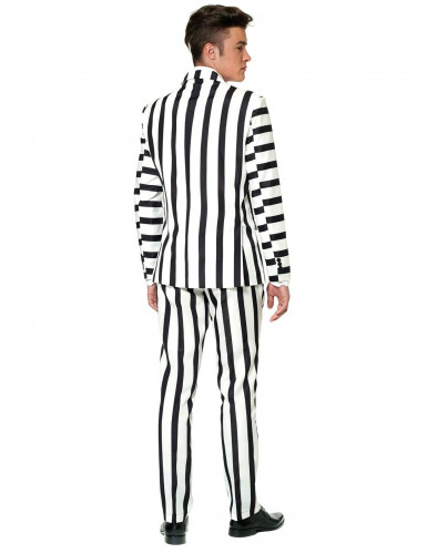 Gestreifter Herrenanzug Mr. Striped Suitmeister™-1