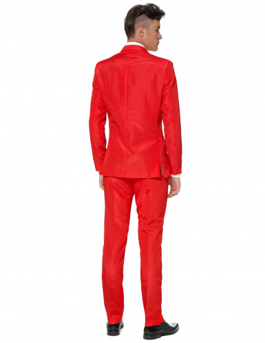 Roter Herrenanzug Mr. Solid Suitmeister™-1