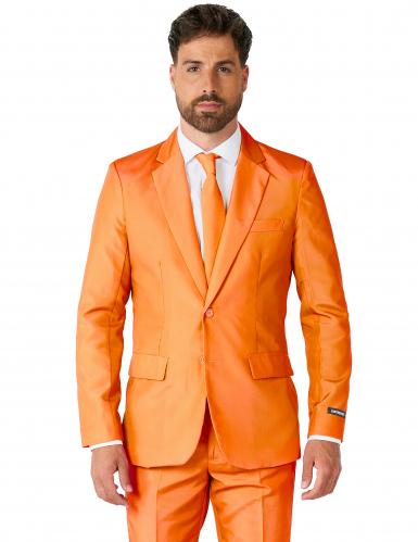 Oranger Herrenanzug Mr. Solid Suitmeister™-1