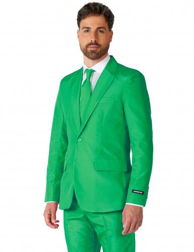 Anzug Mr. Solid Vert für Männer Suitmeister™-1