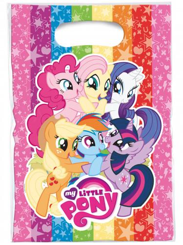 6 Partytüten Mein kleines Pony™