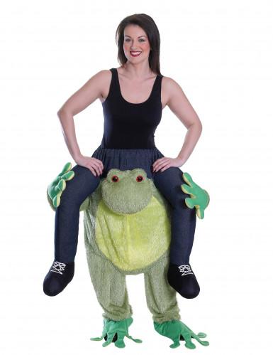 Kostüm Dame/Herr auf Froschrücken-1