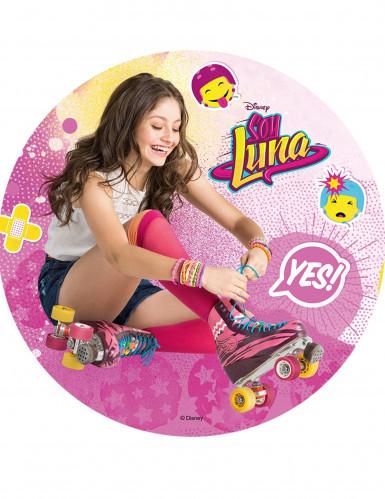 Tortenaufleger Soy Luna™ 20 cm-1