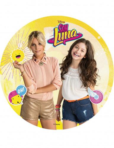 Tortenaufleger Soy Luna™ 20 cm-2