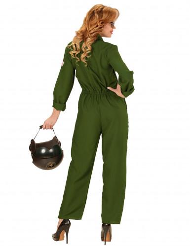 Kostüm Flugpilot für Damen-1