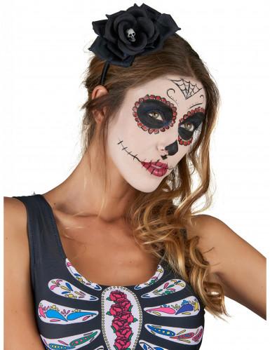 Haarreif Dia De Los Muertos