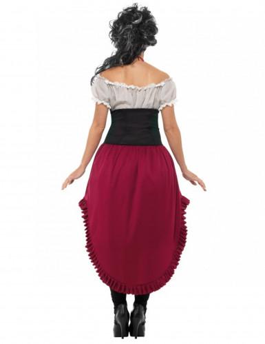 Gespenster Kostüm für Damen-1