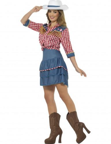 Kostüm Miss Rodeo für Frauen-1