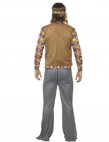 Kostüm Hippie-Sänger 60er Jahre Herren-1