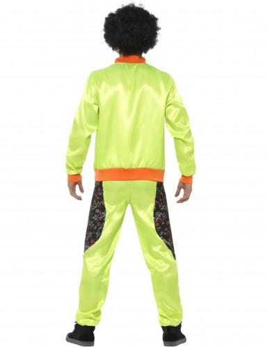 Jogging-Kostüm für Herren im Retrostil-1