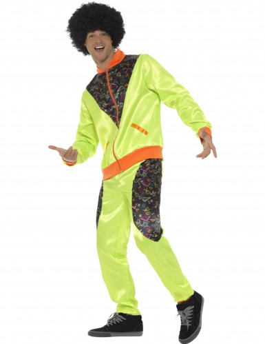 Jogging-Kostüm für Herren im Retrostil-2