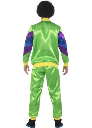 80er Jahre Jogging-Kostüm für Herren-2