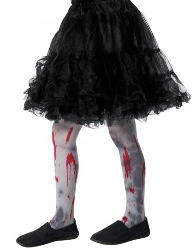 Zombie Strumpfhose für Kinder