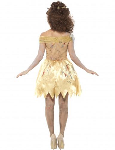 Zombie Prinzessin Kostüm für Damen-2