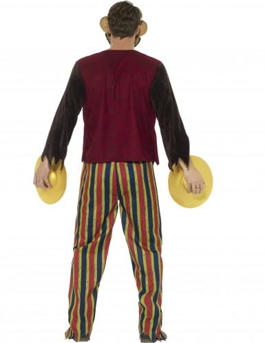 Affenkostüm für Erwachsene mit Spielsachen-1