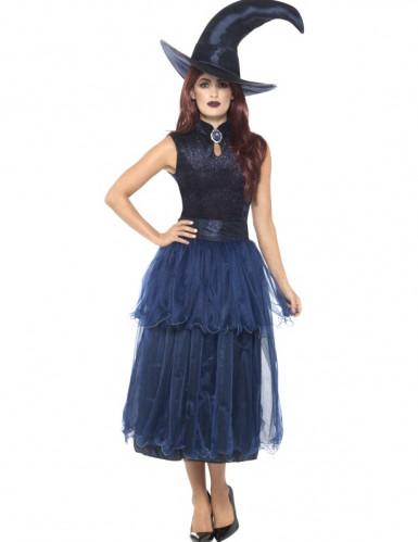 Kostüm Hexe der Mitternacht für Damen