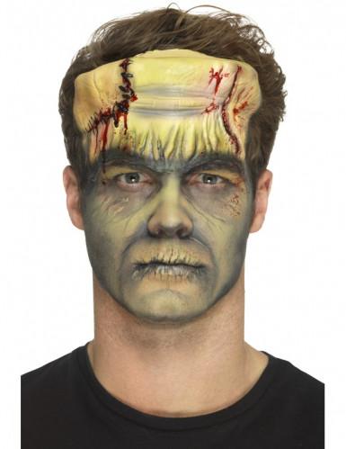 Maske Grünes Monster Erwachsene Halloween-1