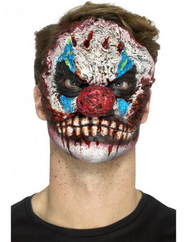 Prothese Latexschaum Clown Erwachsene Halloween-1