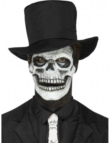 prothese latexschaum skelett erwachsene halloween schminke und g nstige faschingskost me vegaoo. Black Bedroom Furniture Sets. Home Design Ideas