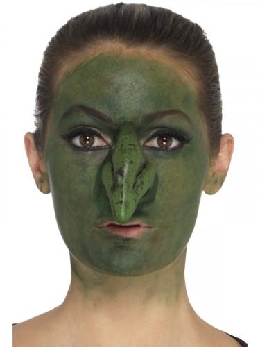 Prothese Hexennase Latex-Schaum Erwachsene Halloween-1