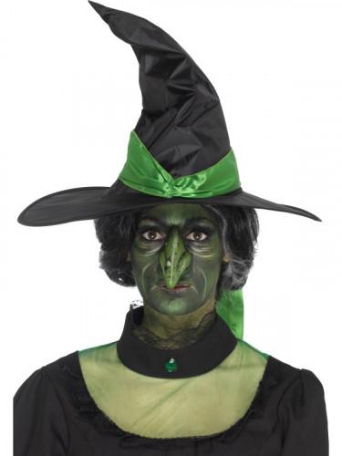 Prothese Hexennase Latex-Schaum Erwachsene Halloween-2