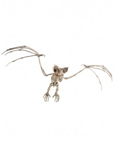 Hängedeko Fledermaus Skelett 72cm Halloween
