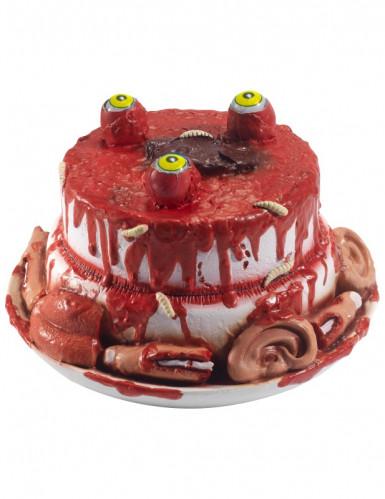 Kuchendeko für Halloweenparties