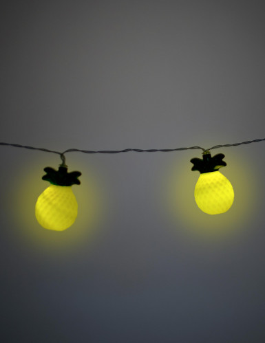 Ananas-Lichtgirlande 2,10m-1