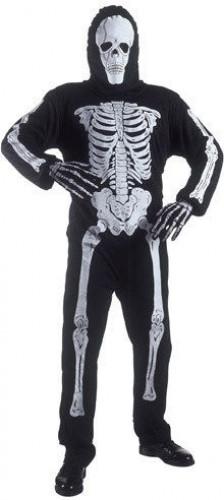 Verkleidung Skelett für Erwachsene