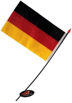 Deutschland Flagge 14x9cm