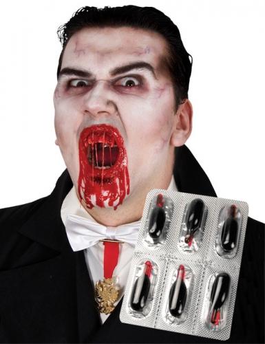 6 Hochwertige Theater Blutkapseln