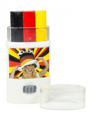 Fan-Schminke Deutschland schwarz-rot-gold/ 8,5g