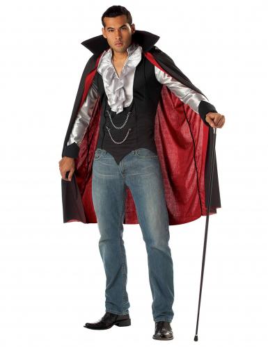 Gentleman-Vampir Halloween-Kostüm für Herren