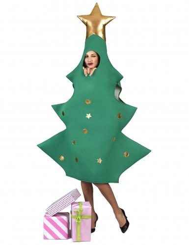 Weihnachten Tannenbaumkostüm-1