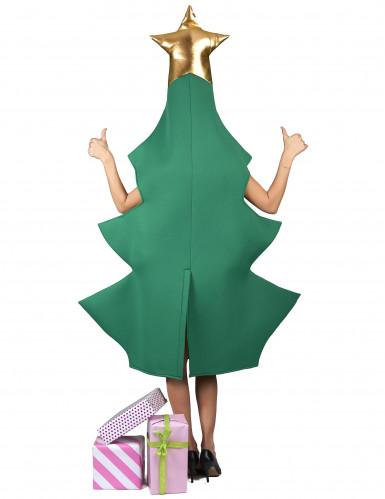 Weihnachten Tannenbaumkostüm-2
