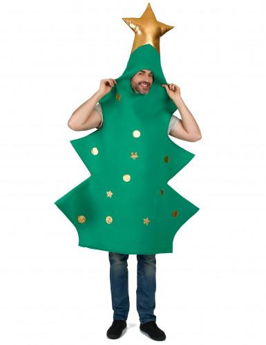Weihnachten Tannenbaumkostüm-3