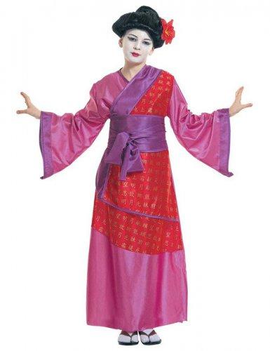 Geisha Kostüm für Kinder