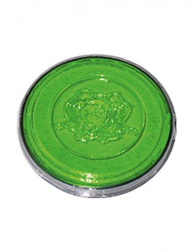 Neongrüne UV-Schminkcreme 3,5 ml