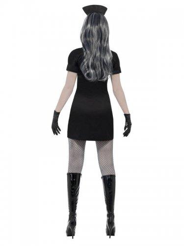 Krankenschwester Halloween Kostüm für Damen-1