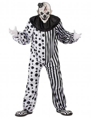 Horror-Clownkostüm für Erwachsene