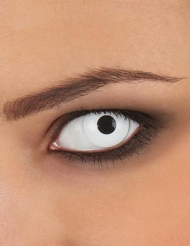 Weisse Kontaktlinsen für Erwachsene