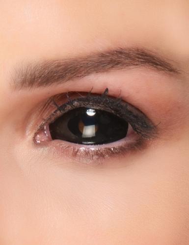 Sklera Kontaktlinsen schwarzes Auge Erwachsene