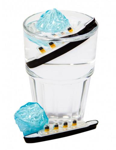 Eiswürfel-Form Titanic
