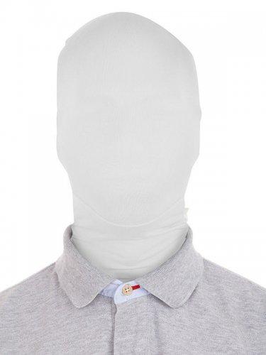 Weiße Sturmhaube Morphsuits™ für Erwachsene