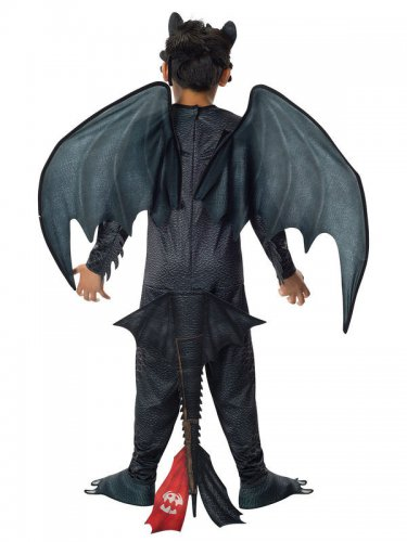 Dragon™ Krokmou Kostüm für Kinder-1
