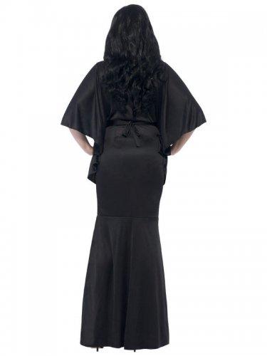 Gothic Kleid für Damen Plus Size-1