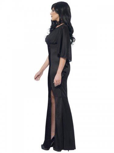 Gothic Kleid für Damen Plus Size-2