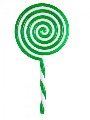 Schnuller grün Kunststoff 22,5 cm