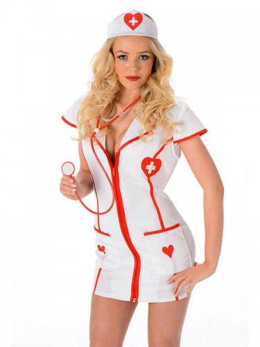 Krankenschwesterkostüm sexy-1