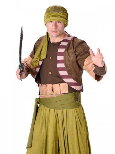 Desert Warrior Kostüm Herren-1